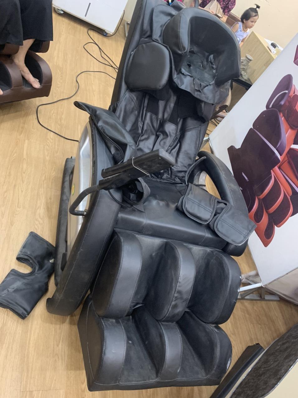 Dịch vụ sửa chữa ghế massage uy tín và chuyên nghiệp