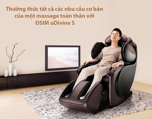 ghế massage toàn thân hàn quốc tốt