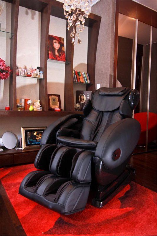 Ghế massage toàn thân okia - trải nghiệm massage đỉnh cao